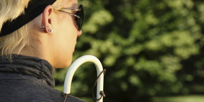 The Norwegian Association for the Blind and Partially Sighted thinks that the current system catering for visually impaired pupils is not good enough, and that action should be taken to provide individual students with a better foundation for success. Photo: Thinkstock