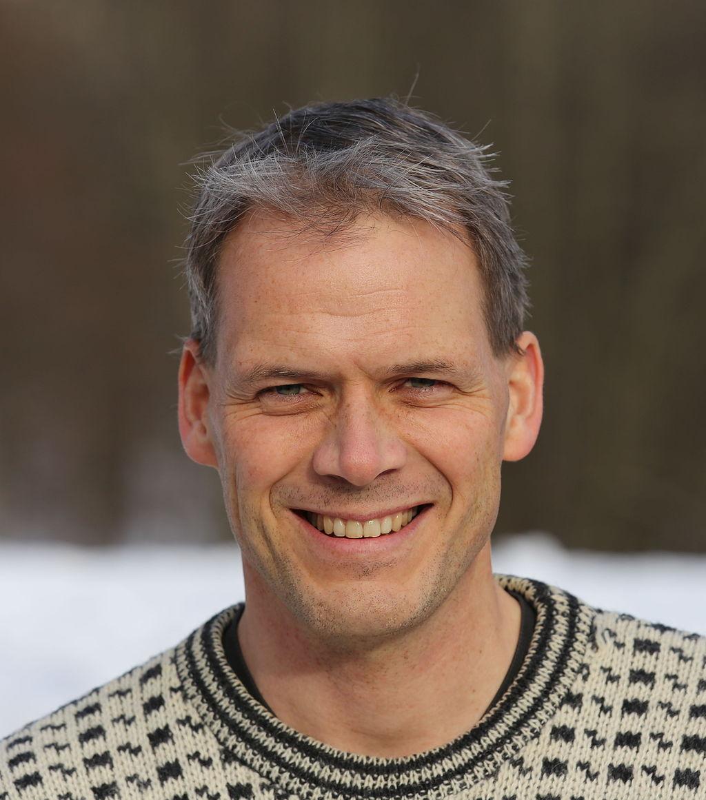 EkspedisjonslederTorgeir Sæverud Higraff. Foto: Håkon Wium LIe