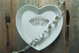 Midjemål og BMI kan gi viktig informasjon om risikoen for å få hjertesvikt. Foto: Thinkstock