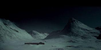 """Uhyggen inntar fjellheime i """"Fritt Vilt III"""". Skjermdupm fra filmtraileren."""