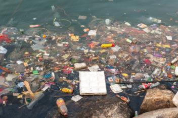 Cirka åtte millioner tonn plastsøppel hives hvert år i hav og innsjøer. Det er anslått at over 100 000 sjøpattedyr og en million sjøfugl blir drept hvert år som følge av dette. Illfoto: Thinkstock