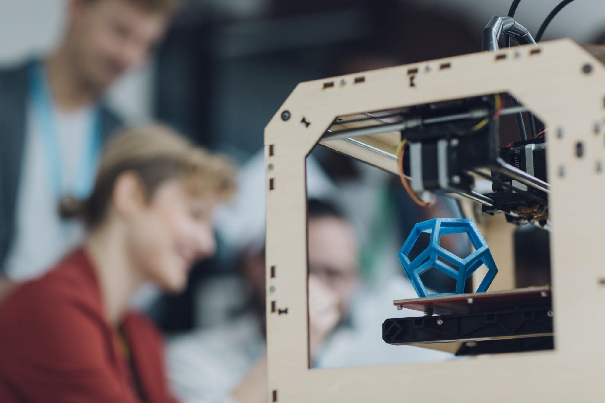 Innovatører vet for lite om fordelene og begrensningene ved 3D-printing, skriver artikkelforfatterne. Illustrasjonsfoto: vgajic/iStock
