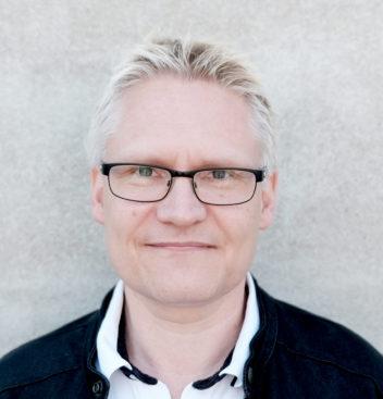 Bildet viser Erling Tronvik